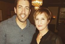 Guest Designer on The Property Brothers show