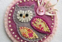 Felt crafts / Felt crafts
