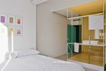 Interior | To sleep / bedrooms, bed, home decor, interior design