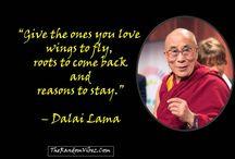 Dalai Lama Quotes / A board to share inspirational and peace quotes by Dalai Lama