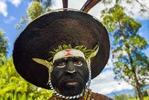 Papoea Nieuw Guinea - Papua New Guinee
