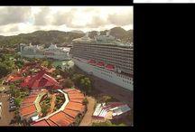 Puerto de Santa Lucia (Caribe)