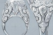 Desenho de joias