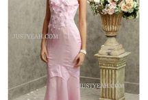 Bridal Dresses / I wanna be a beautiful girl.