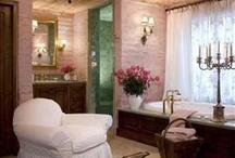 Celeb bathroom inspiration!