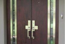Dzwi wejściowe