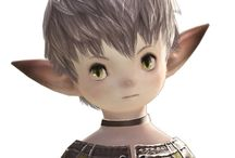 Lalafell project