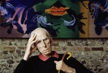 John Piper / Modern textile designer