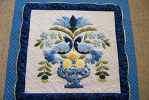 applique quilts / by Marian Dunn Griffith