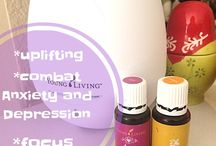 Oiling It Up / Using essential oils for healing and overall well-being.  / by Amanda Bracken