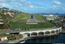 Airports, Heliports, Aerodrome, Airstrips