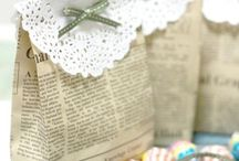 Wrap it up! / Creative gift wrapping ideas