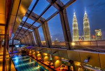Travel | Kuala Lumpur / All the best places to eat, stay and visit while in Kuala Lumpur, Malaysia.
