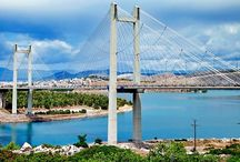 Halkida,Greece / The major entrance gate to and from the island of Evia, Halkida, is one of the most ideal escapes for fun and good food, in a short distance from Athens, but also for walks on the beach. For your bookings, check here: https://goo.gl/KhCVKK