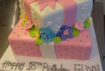 18th birthday cakes