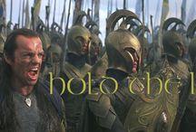 Il signore de gli anelli Tolkien