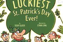 Holidays - St. Pat's Day + Irish / by Bonka Perry