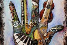 imagens musicais