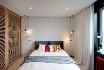 Quartos | Bedroom / Inspirações de quartos.