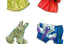 obrazki ubrania