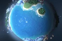 Mini Planets