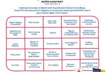 eurovision bingo bbc