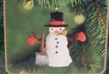 Hallmark Miniature Keepsake Ornaments