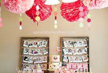 Kid's birthday ideas / by Genesa Richards
