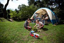 Camping & Accommodaties