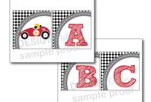 Party Planning | Kid's Racecar Party