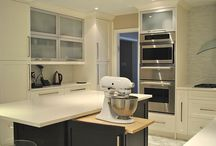 Toronto Custom Kitchen Cabinets / We specialize in custom carpentry including the design and construction of cabinetry. However, we are also capable of performing a full kitchen renovation in Greater Toronto Area or the city of Thornhill.