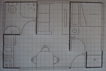 small house sketch plans / my designs