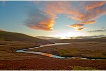 Mid Wales UK / Photographic Landscapes of Wales