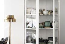 Interiors | Storage / Beautiful storage ideas.