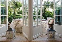 Interior/Outdoor Design Ideas