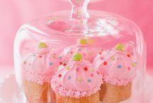 Fiesta de Cupcakes / Decoraciones para cumpleaños