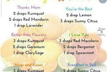 doterra Mothers Day oils