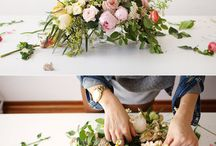DIY Flowers / DIY Flower ideas including recipes, tips, and techniques