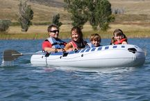 Inflatable Boats / Inflatable boats are designed for fishing or good old fashioned family fun