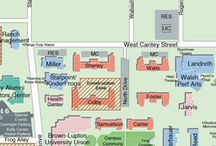 TCU Tour / For all you new and prospective Horned Frogs, here are the must see spots on campus! / by TCU