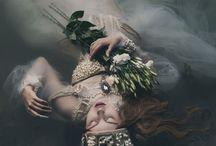 Wonderful photos of models / Fairy Photos