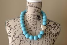 Beaded Necklaces / Fun to play around with your existing wardrobe
