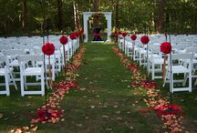 wedding dream / its all about concept, the stage and anything about my wedding dream