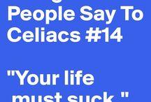 Celiac disease :/