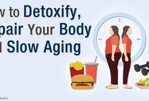 Anti aging / Information how to stay longer fit with the Bulletproof lifestyle