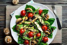 Salat Low Carb