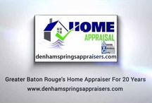 Denham Springs Home Appraisers / by Bill Cobb