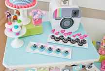 B'day cakes for tween girls / Love these cakes