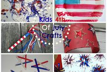 Fourth of July / Recipes, crafts, decorations and more for the Fourth of July.