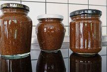 Senf pesto  und Co